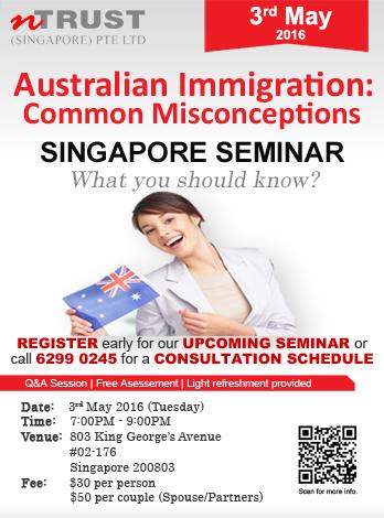 Australia Migration Seminar