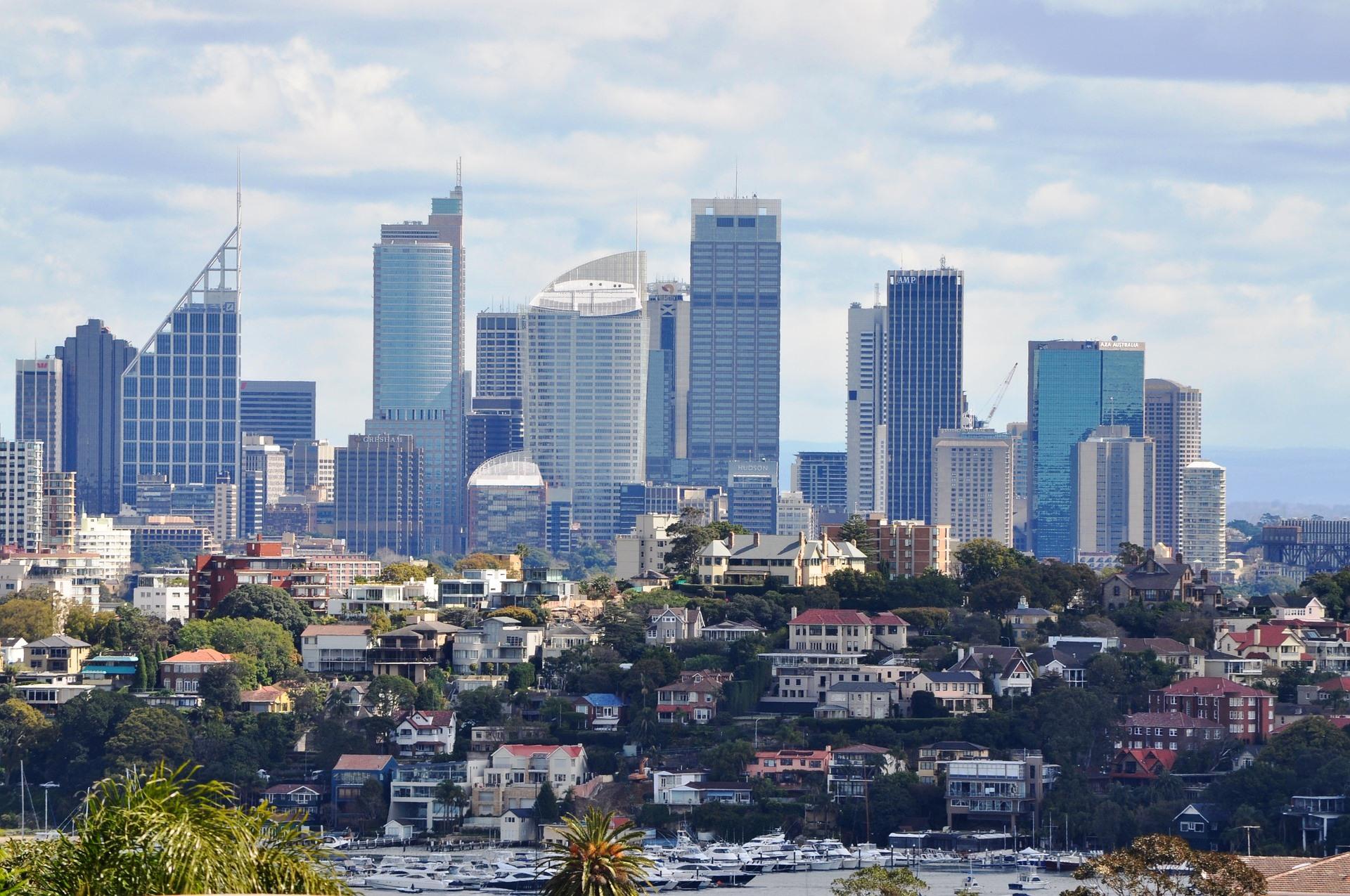 australia skyscraper